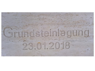 Grundsteinlegung beim Baufeld C1 am Rietpark, Schlieren