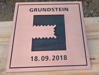 Baubeginn auf dem Baufeld B4, am Rietpark in Schlieren