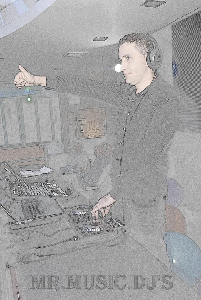MR.MUSIC.DJS - די-ג'יי לחתונה
