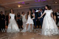 ליווי בת מצווה עם רקדניות
