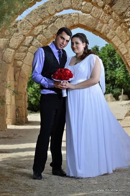 חתונה מקסים ודיאנה 2014