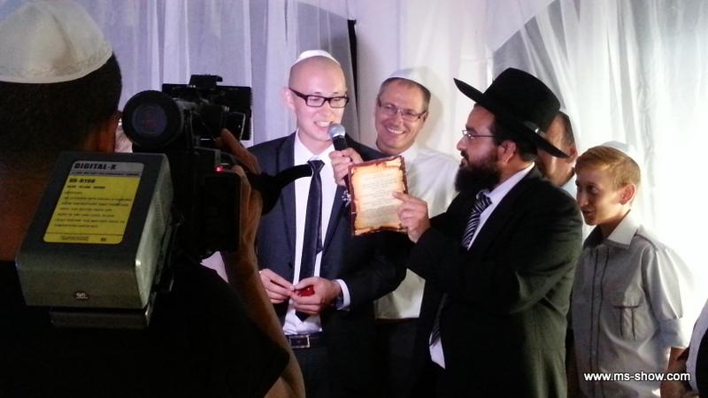 Свадьба Ашкелон Израиль Хупа