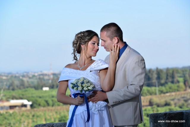 Фотограф свадьба в Израиле