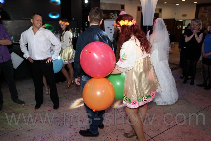 משחקים & הפעלות לחתונה