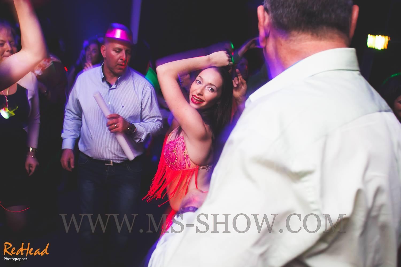 רקדניות ליום הולדת מועדון תרבותא