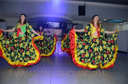 Шоу балет Мистри цыганский танец
