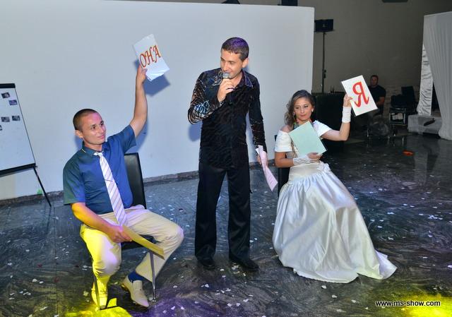 тамада на свадьбу Евгений Резник