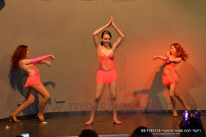 """בת מצווה ריקוד ברשל""""צ"""
