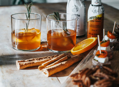 """New Twist on an """"Old Fashioned"""" Classic"""