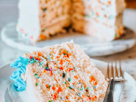 Funfetti For All!!