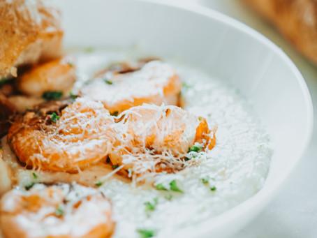 Delicious Shrimp & Grits