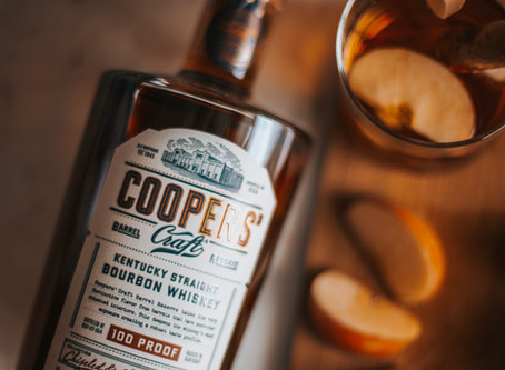 Apple Cider Cocktail with Cooper's Craft