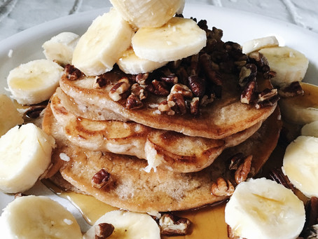 Mmm...Mmm! Pancakes