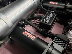 vehicle air suspension installation