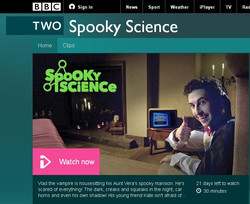 BBC Two Spooky Science