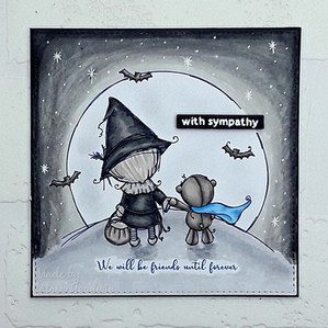 Halloween Moon Sympathy - RAM
