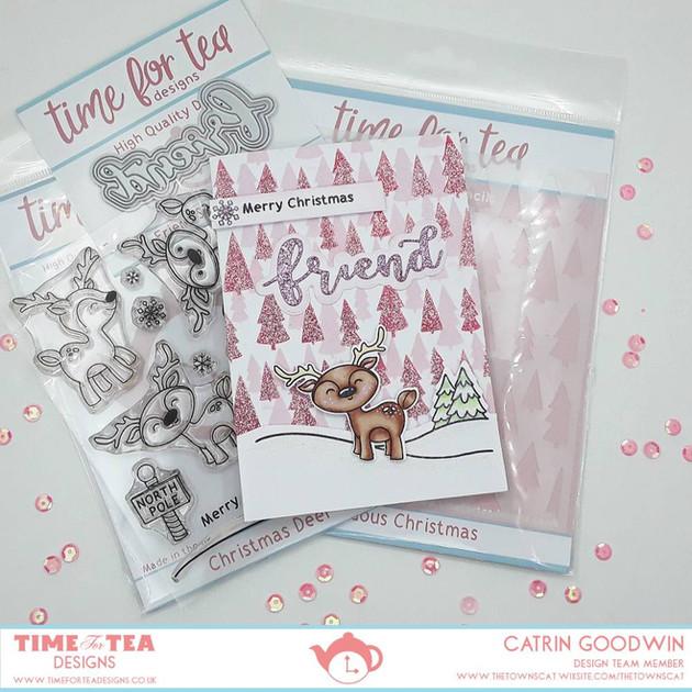 Christmas Deer - T4TD
