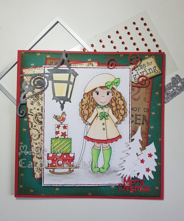 Christmas Craft has Started