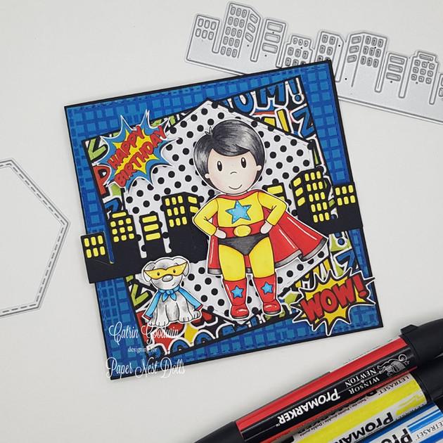 Superboy Owen - PND