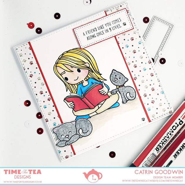 Time for Tea Design - Reading Rosie and Ralph