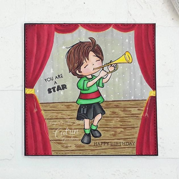 Travis Trumpet - DDS