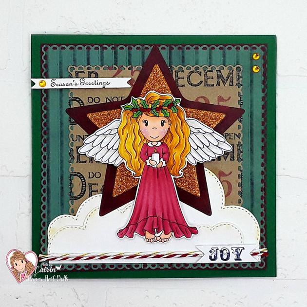 Christmas Angel - PND