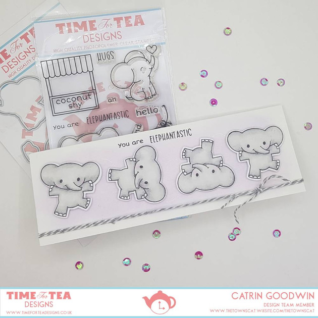 Elephant Cartwheel - T4TD