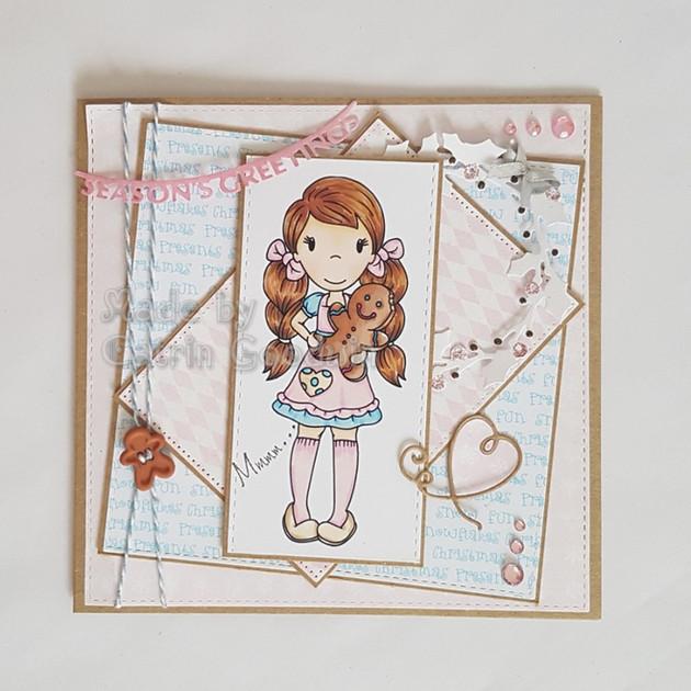 Gingerbread Ellie - PND