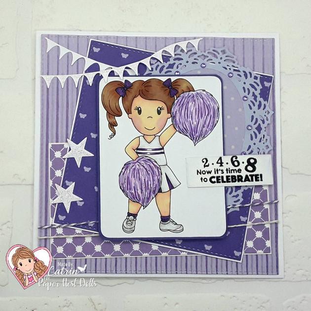 Cheerleader Ellie - PND
