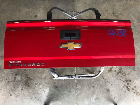 15-17 Chevy 1500-3500 Tailgate (12038)