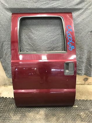 99-07 Ford F-250/350 CC Driver Rear Door (06006)