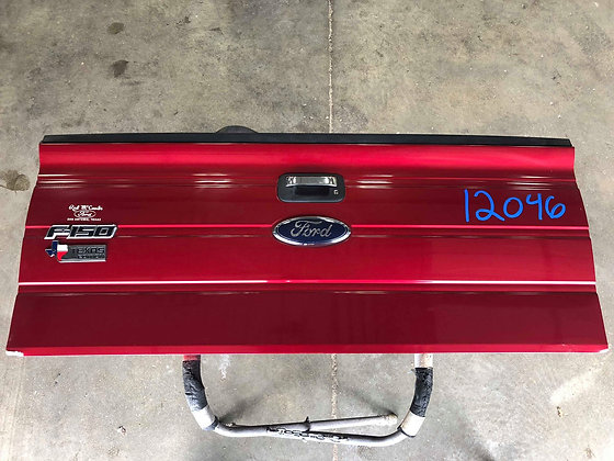 09-14 Ford F-150 Tailgate (12046)