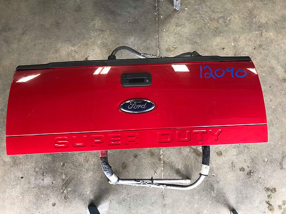 08-16 Ford F-250/350 Tailgate (12040)