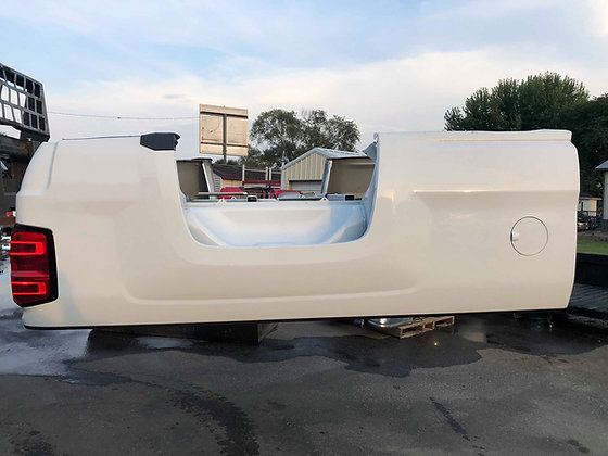 15-Current Chevy 8' SRW Bed (09149)