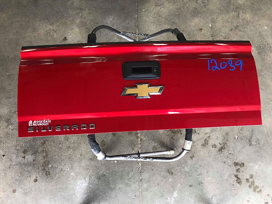 15-17 Chevy 1500-3500 Tailgate (12039)