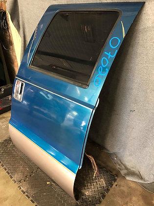 99-07 Ford F-250/350 CC Passenger Rear Door (07020)