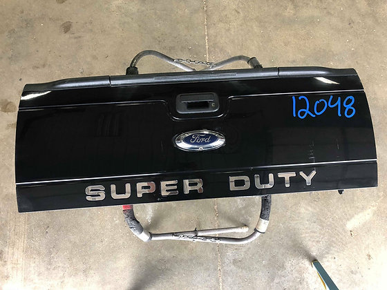 08-16 Ford F-250/350 Tailgate (12048)