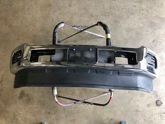 11-16 Ford F-250/350 Chrome Front Bumper