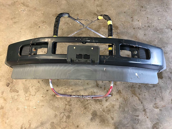 08-10 Ford F-450/550 Front Paintable Bumper