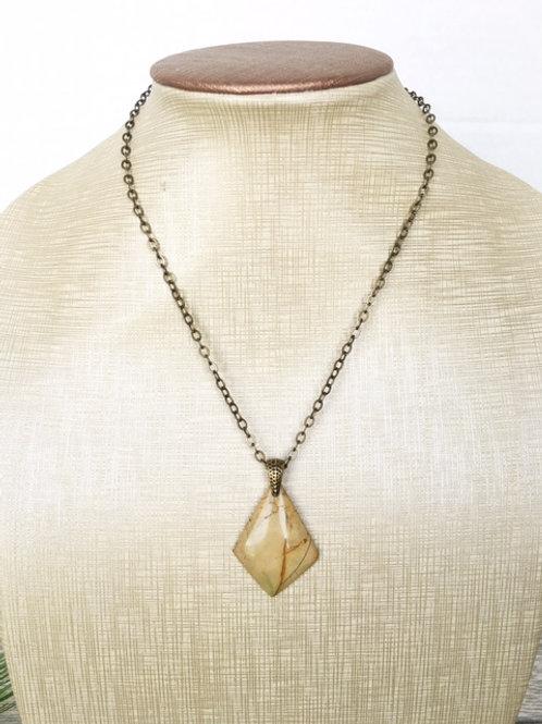 Ash Pendant Necklace