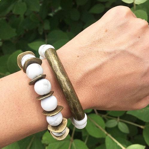 Maren Beaded Bracelet Set