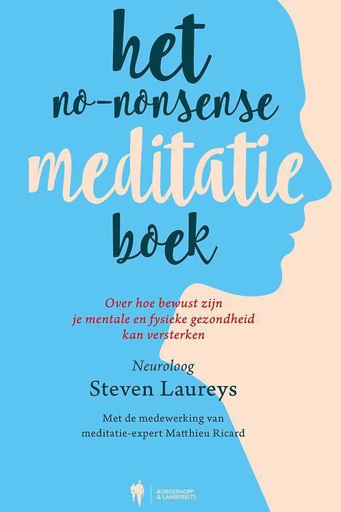 Het no-nonsense meditatie boek