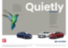 Quietly Brilliant Campaign for Hyundai
