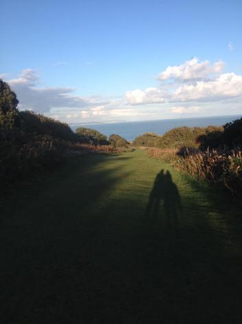 Shadows of Eastbourne