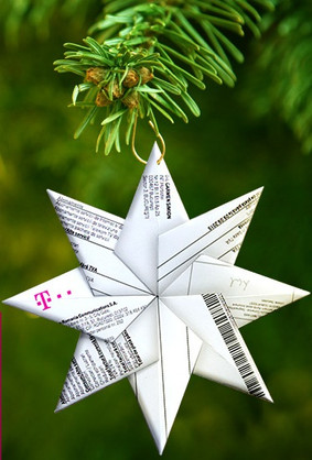 Telekom - The Christmas decoration