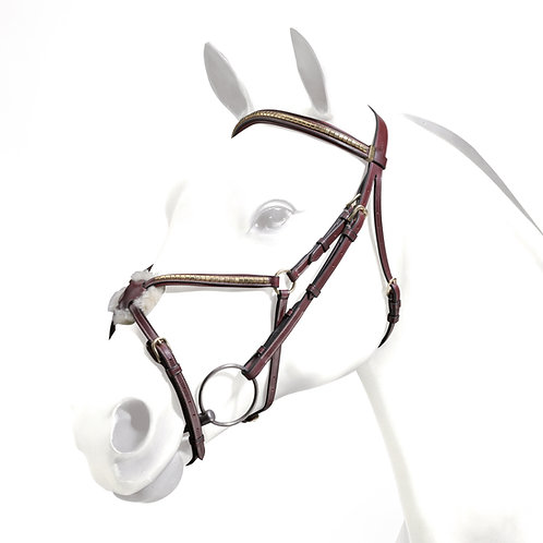 Grakle Bridle with Clincher
