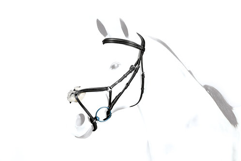 Grakle Bridle With Double Adjustment