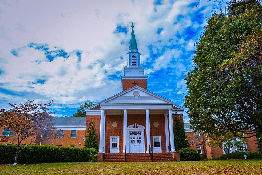 Trinity United Methodist Church Prince Frederick Calvert County Maryland