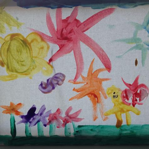 Kunstenaar in de klas