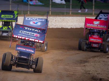 Fast Racing Witnessed In WOW Sprintcar Series